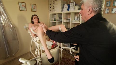 Busty Slave Alice Enjoys Rough Action