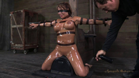 Orgasmed Out Of Her Mind Part 2 (Ava Devine) SexuallyBroken