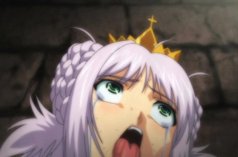 Princess Knight Catue Vol.2