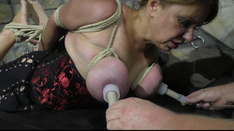First time Milking for Bettine