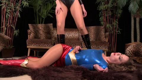 The Adventures of UltraGirl - In the Clutches of the Black Cat - part 1