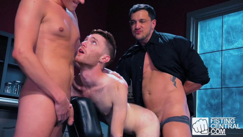 ff - Fistys Barber Shop (Seamus OReilly, Colin Bryant & Joey D)