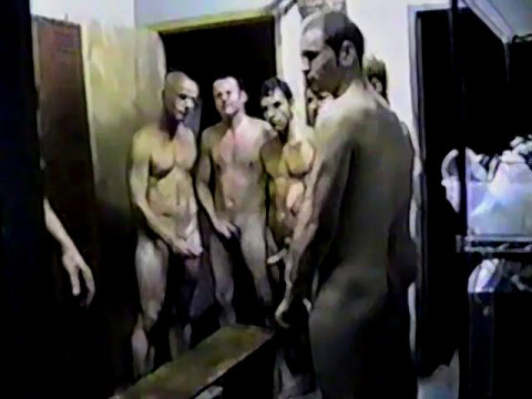 Leather & Sling Ass Fucking Orgy