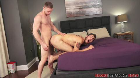 Broke Straight Boys - Brandon Evans and Ari Nucci 1080p