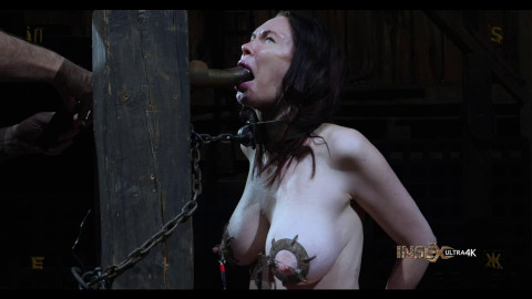 Bondage, torment and domination for sexy slutty whore part 1
