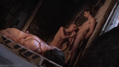 YoungBastards - Bound and Boned. The punishment of wish