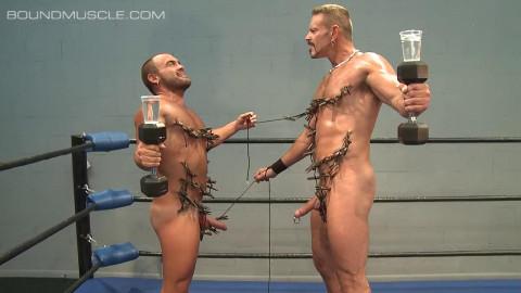 Gym Training Torture - Part 2