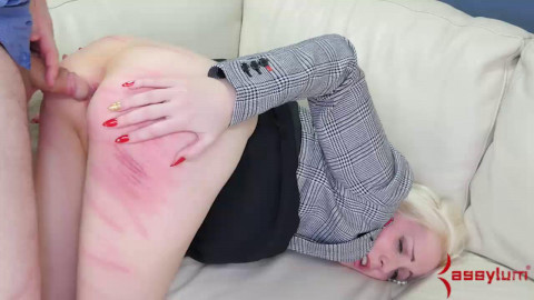 Office ass-istant (ROUGH!!!) - Lily Lovecraft - Only Pain HD