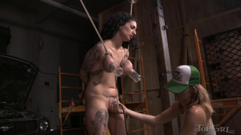 Arabelle Raphael - Stranded, Stripped, and Serviced