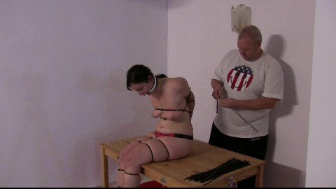Zip Tied To Tears - Afsana - HD 720p
