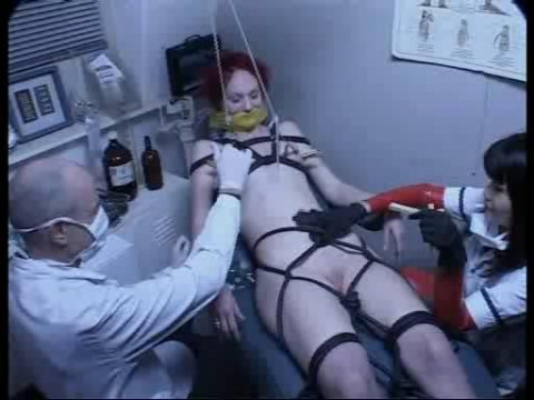 The Dentist In Miss Jones