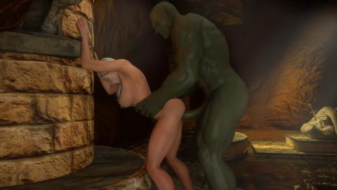 Sex Orcs Part 1