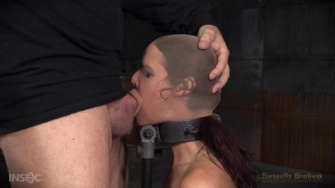 LiveShow Bound & Throat Trained By BBC # 1 (9 Nov 2015) Real Time Bondage