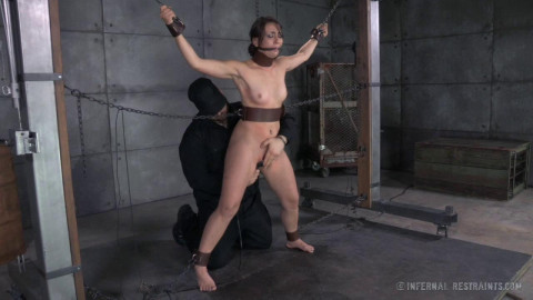 Mandy Muse Freshly Chained - BDSM, Humiliation, Torture