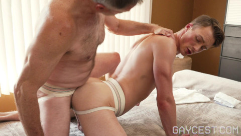 GayCest - Guy Massage