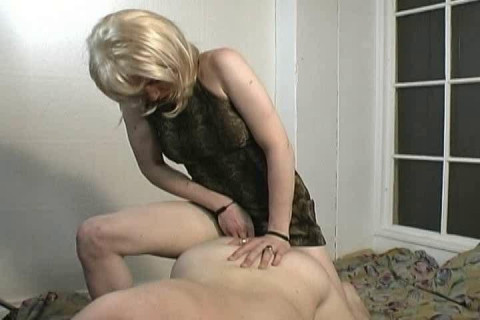 TGirl on Top