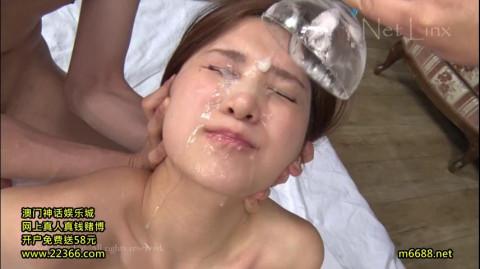 Beauty Slender Gang Bang: Midori Arimura