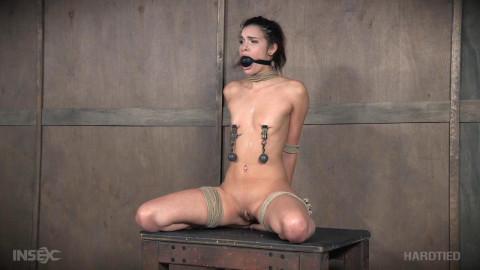 Bondage Surprise For Sexy Eden Sin