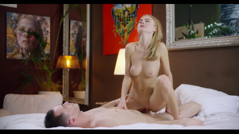 Nancy A - Good In Bed FullHD 1080p
