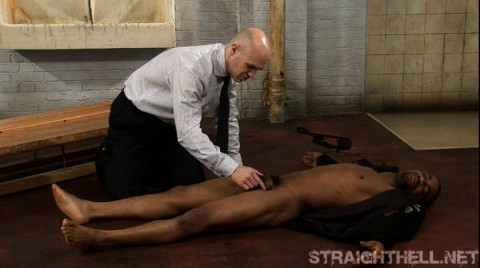 Leon - , exposed, groped and caressed all over