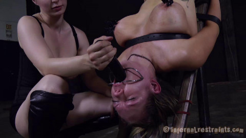 Lemon Perfect Lesbian Torture - IR HD