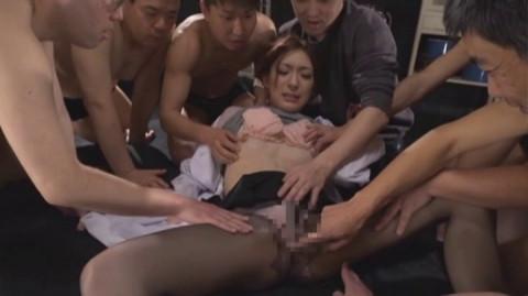 Lady-boy Cutie Woman Doctor Sex Therapy Ayano Aya Dark Hose Look Nice