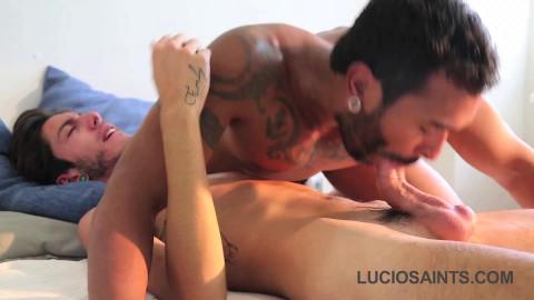 LucioSaints - The Pool Boy - Sasha Erre & Lucio Saints
