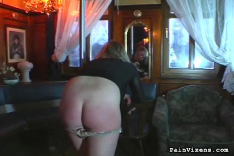 Painvixens - 25 Aug 2010 - Spanking And Humiliation