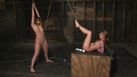 Ariel X And Satine Practice PAIN PLAY Part 4