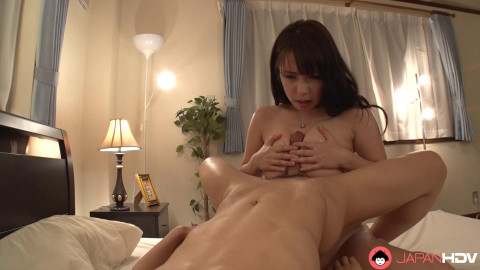 Ami Kasai - Take some time for some blowjob sex and titty fucking (2021)