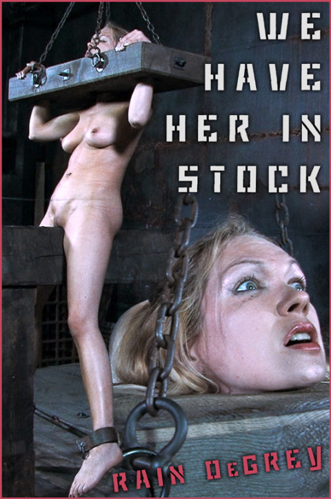 IR Rain DeGrey -We Have Her In Stock (2020)