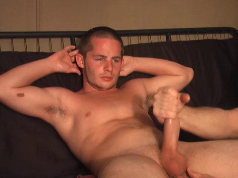 Gage Navy Lad Acquires A Homosexual Hand Job...