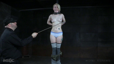 Anna Tyler Punished At Wiggle Room