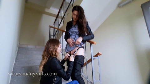 Vica Milla  Love On The Stairs