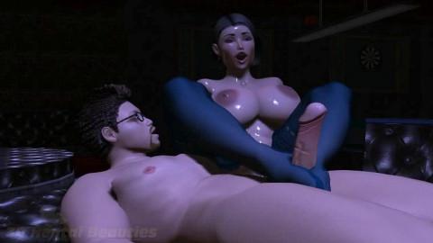 Club Freak Night Brads Story Tatiana - HD 720p