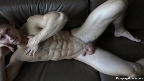Pumping Muscle - Daniel D - Scene 2 - HD 720p