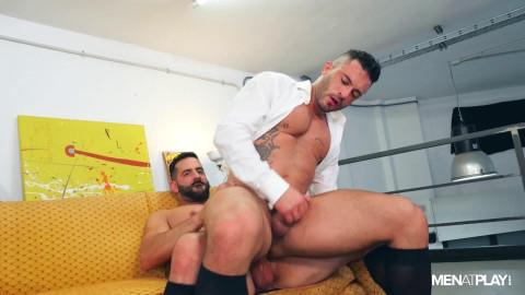 Hot Fucking of Andy Star & Massimo Arad 1080p