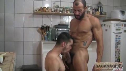 Sacanagens - Marido de Aluguel (Husband for Rent) Rafael Ferraz (Fefo) and Danilo Prates