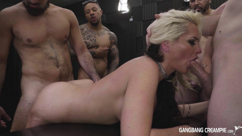 Gangbang Creampie Girl No 158 Alena Croft (2018)