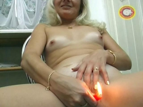 Enjoying orgasms with vibrator