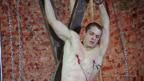 BDSM  Rus Captured Boys - Full collection part6.