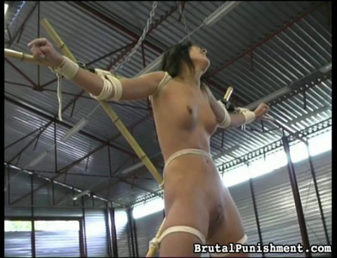 Tied Tight and Tormented