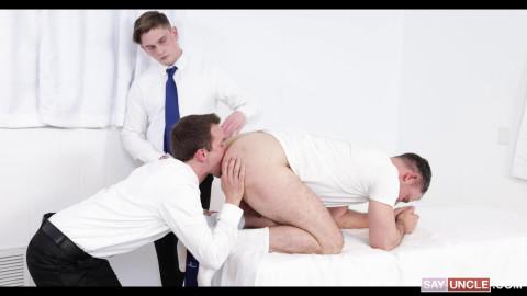 Missionary Boys - Jesse Zeppelin, Jay Tee and Logan Cross