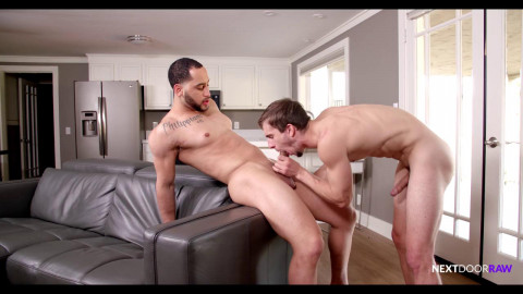 Business Boys - Donte Thick and David Rose 720p