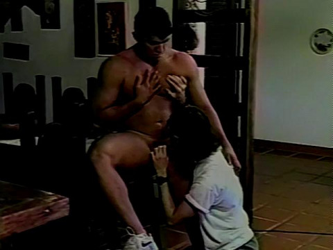 Long Haired Latino Twink Fucked