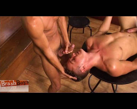 Sexual Encounter At The Bar