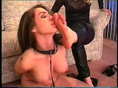 Sexy Bondage Scene 2