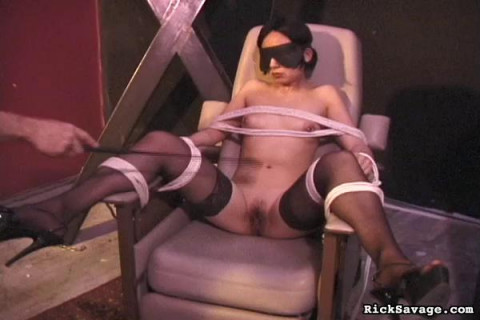 Bound Asian Beauty One Mei-Ling