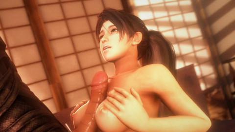 Kunoichi 2: Fall of the Shrinemaiden - 3d HD Video