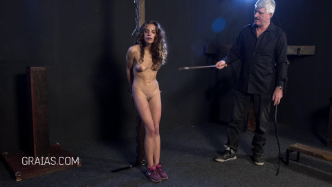 Young Model Punished Hard